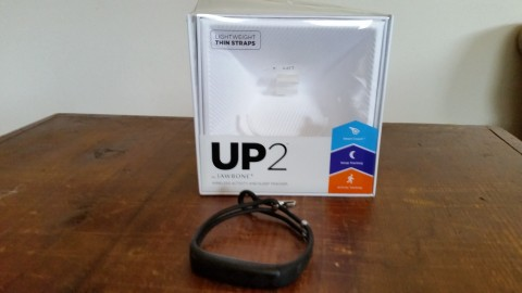 Gear Review: UP2 by Jawbone